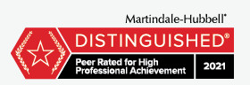 Martindale-Hubbell Distinguished-JP Layrisson