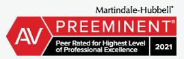 Martindale-Preeminent Badge_Steve Scandurro